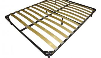 Цельнометаллическое усиленное ортопедическое основание для кровати