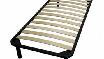 Цельнометаллическое ортопедическое основание для кровати