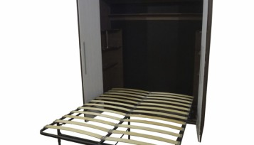 Шкаф с подъемно-откидной кроватью